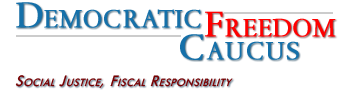 Democratic Freedom Caucus Logo
